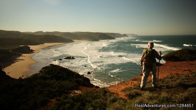 Hiking on The Wild South West Coast, Portugal