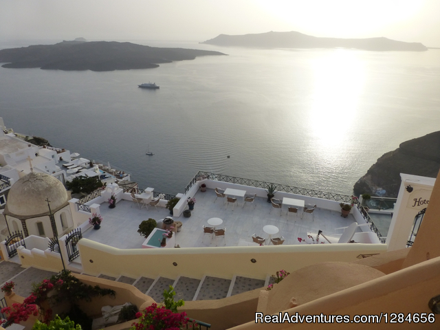 Santorini Tours & Car rentals