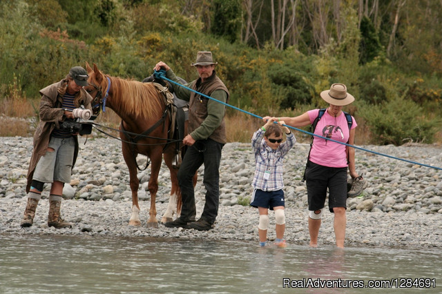 Ultimate Adventure Holiday, Walk, Bike, Horse ride