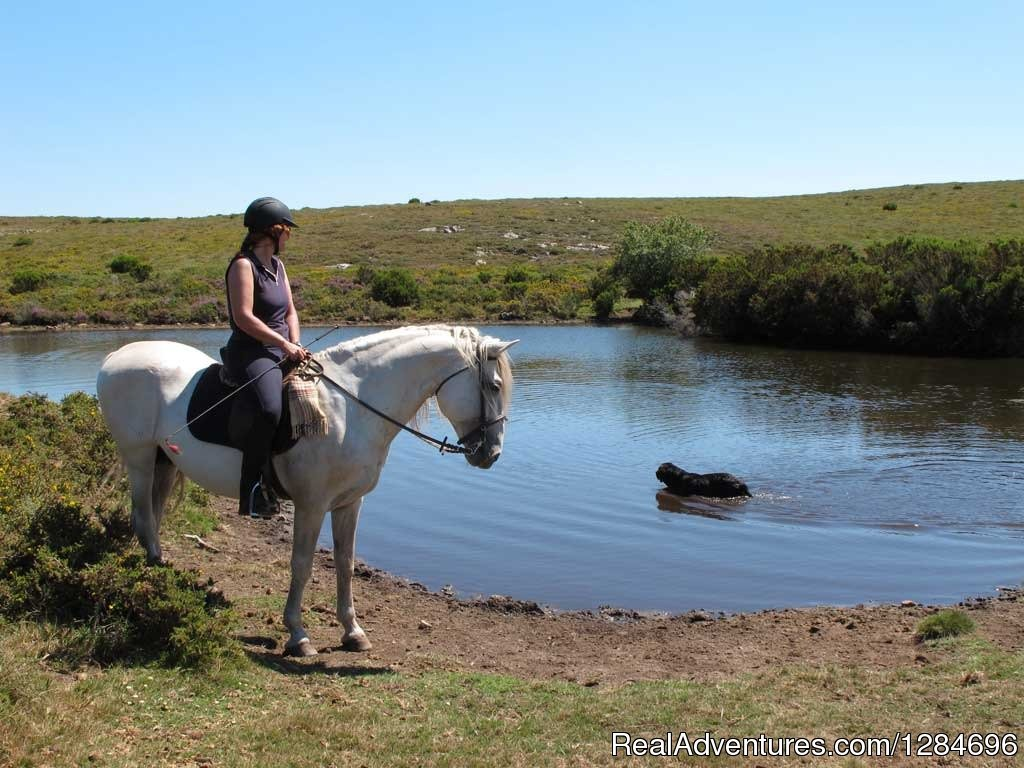 Image #2/18 | Horseback riding in Peneda Geres National Park