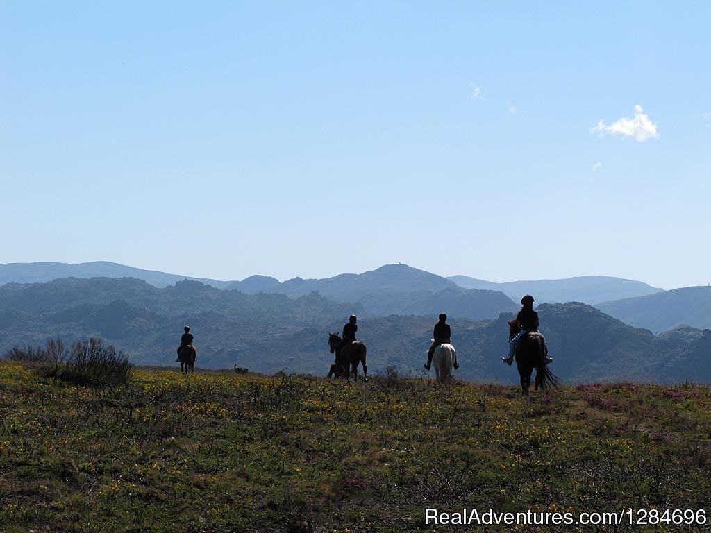 Image #15/18 | Horseback riding in Peneda Geres National Park