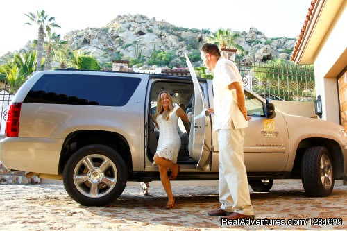 Cabo Airport Transfers by Brown?s Private Services Cabo San Lucas, Mexico Car & Van Shuttle Service