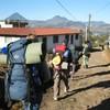 Xela to Atitlan Lake/ Trekking