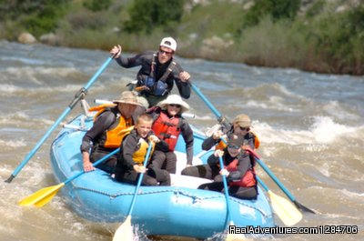 Image #5/5 | Flying Pig Adventure Company - Whitewater rafting