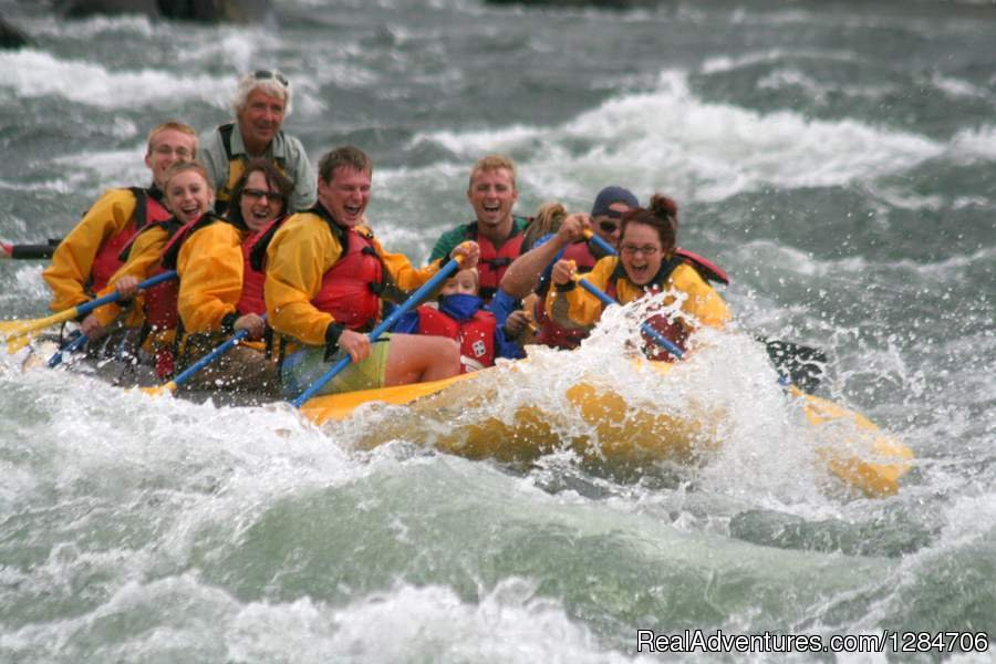 Image #3/5 | Flying Pig Adventure Company - Whitewater rafting