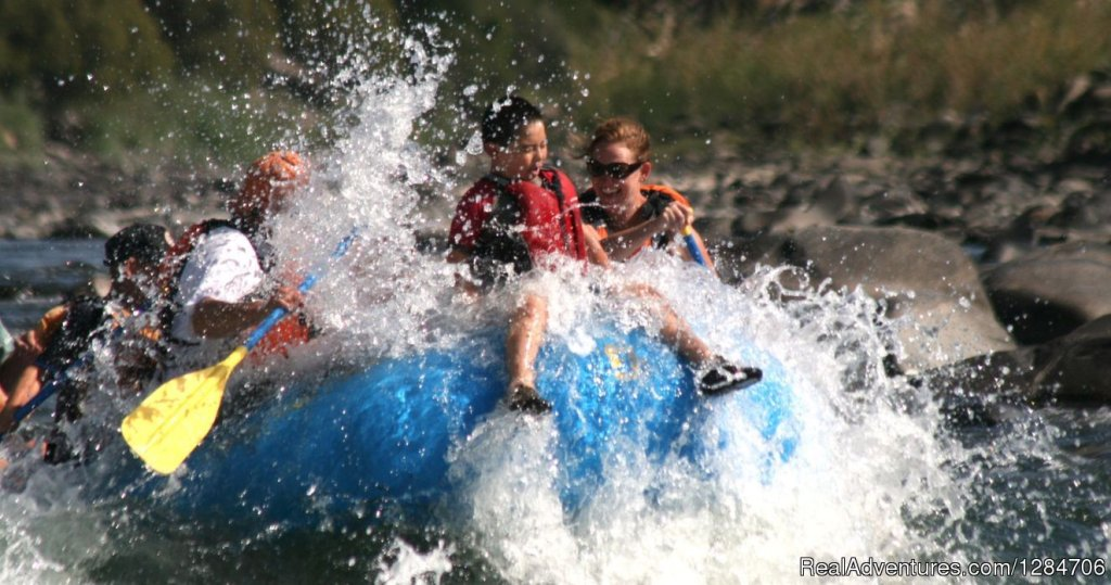 Image #4/5 | Flying Pig Adventure Company - Whitewater rafting