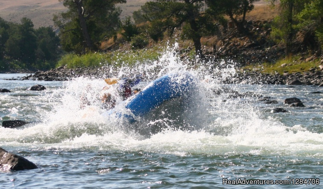 - Flying Pig Adventure Company - Whitewater rafting