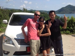 Best Vista Travel Patong, Thailand Car & Van Shuttle Service