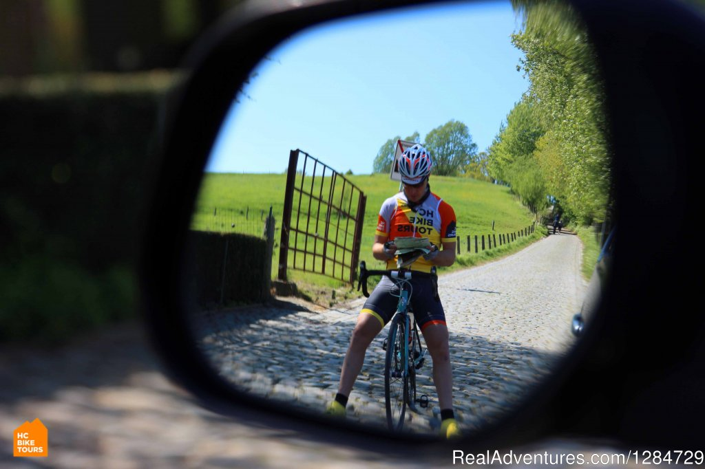 Time to look at the map, Belgium | Image #2/9 | Spring Classics 2015 Race Viewing Tour
