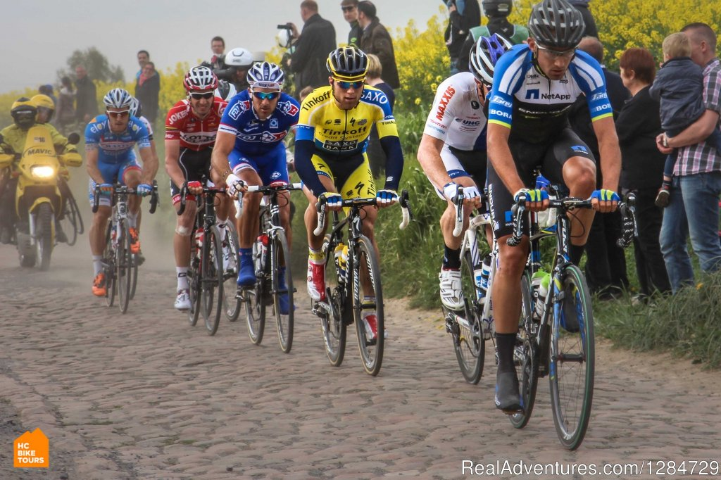 Paris-Roubaix race viewing | Image #3/9 | Spring Classics 2015 Race Viewing Tour
