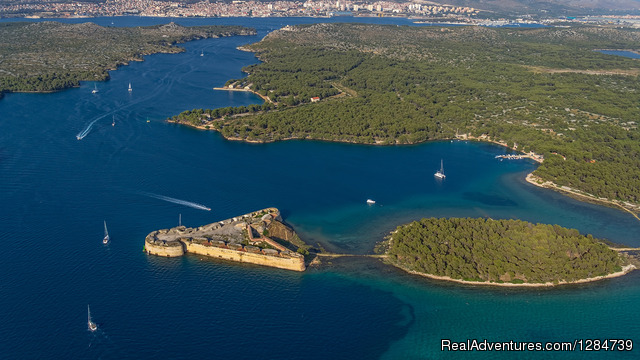 Sailing Adventure through Croatian National Parks