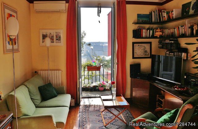 Cosy apartment in the Design Tortona Area x 5pp