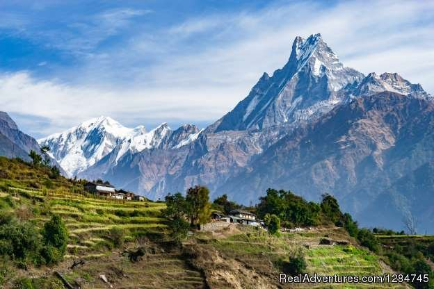 View from Ghandruk -Annapurna | Image #7/11 | Adventure Glacier Treks & Expedition
