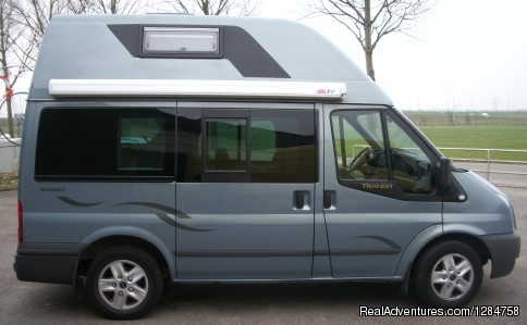 Ford Nugget Westfalia | Image #1/7 | Montfoort, Netherlands | RV Rentals | Rent a motorhome and explore Europe