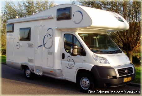 Fiat Ducato Mc Louis - Rent a motorhome and explore Europe