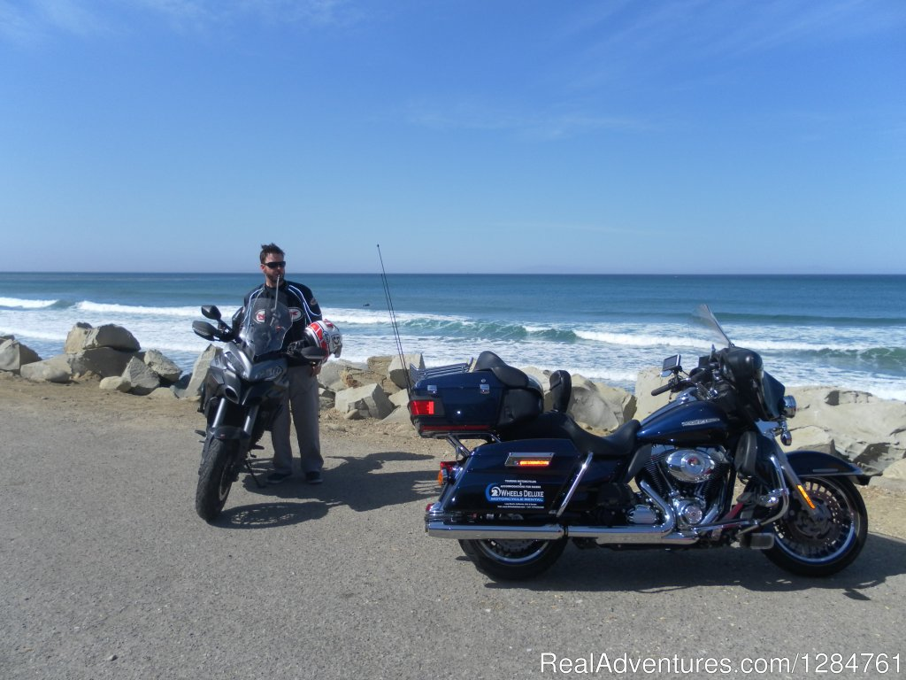 Riding on Pacific Coast is something unforgettable | Image #8/20 | Touring Motorcycles Rental And Accommodations
