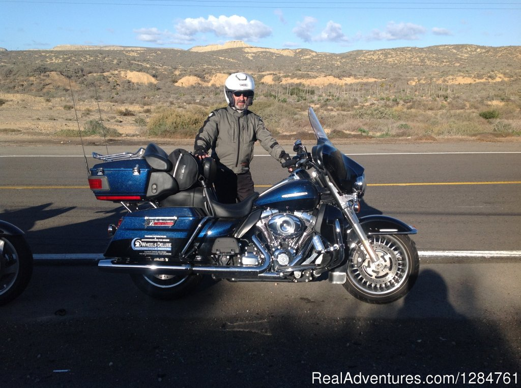 On the way to Mexico | Image #12/20 | Touring Motorcycles Rental And Accommodations