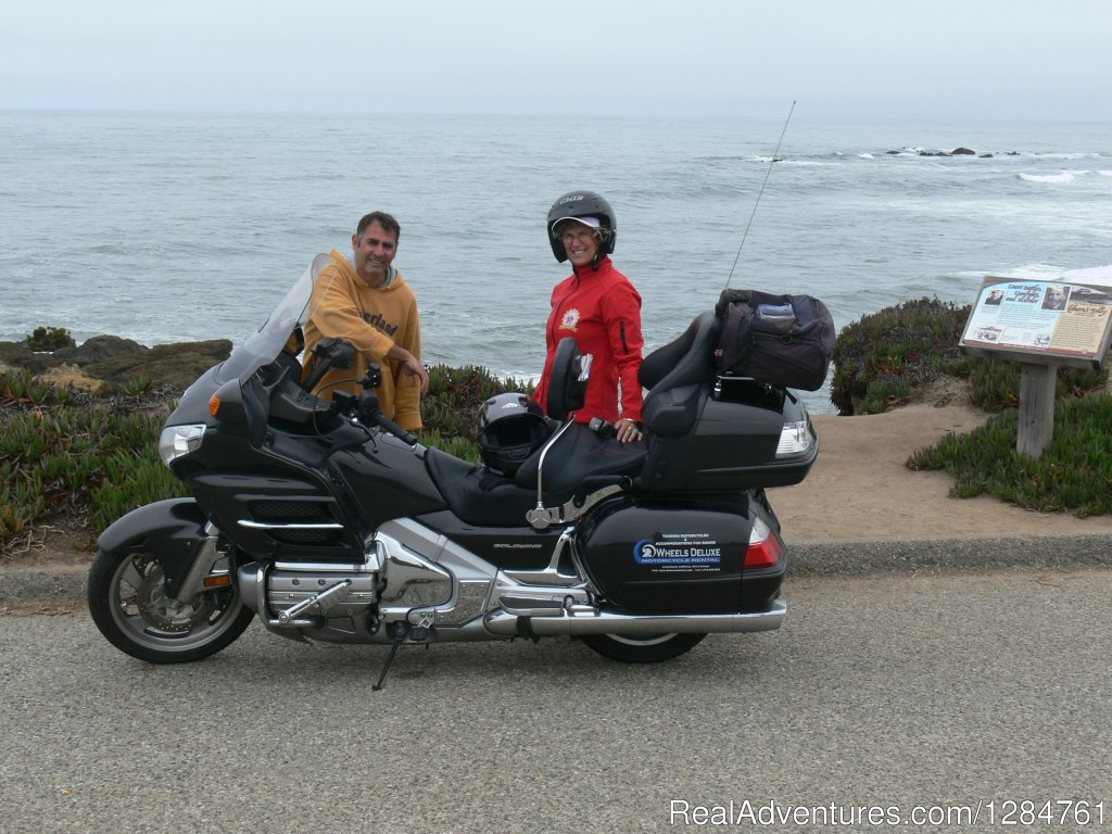 On Pacific Coast on 2 WHEELS...DELUXE | Image #19/20 | Touring Motorcycles Rental And Accommodations