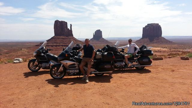 Monument Valley. What a great experience - Touring Motorcycles Rental And Accommodations