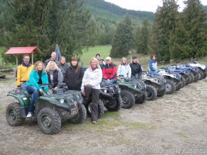 Big Bear ATV, Canoe and Kayak Tours Lumby, British Columbia ATV Trips