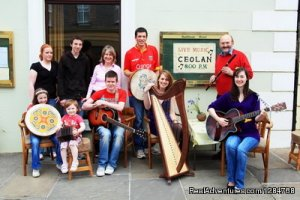 Irish Music Entertainment at Rathbaun Hotel Lisdoonvarna, Ireland Music Venue