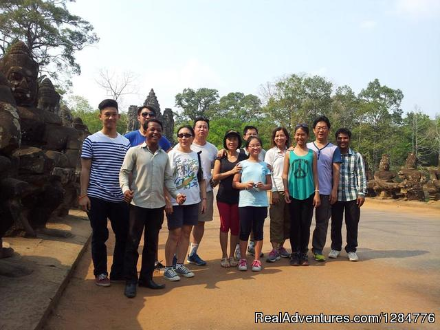 Angkor Discovery Tours