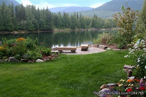 Relax in Northern Idaho | Image #1/12 | Clark Fork, Idaho  | Vacation Rentals | Enchanting Waterfront Cabin Near Sandpoint Idaho