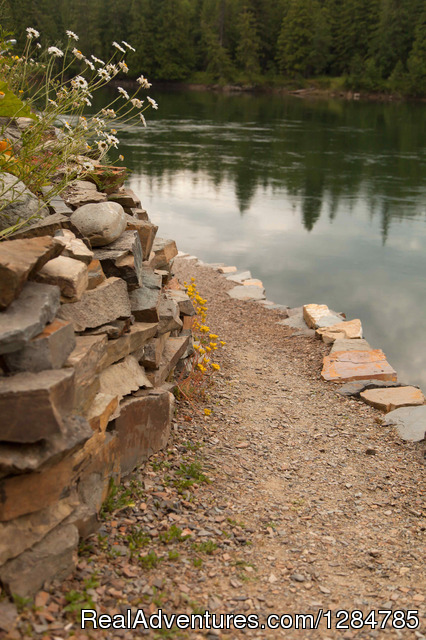 Private Path to the Clark Fork River