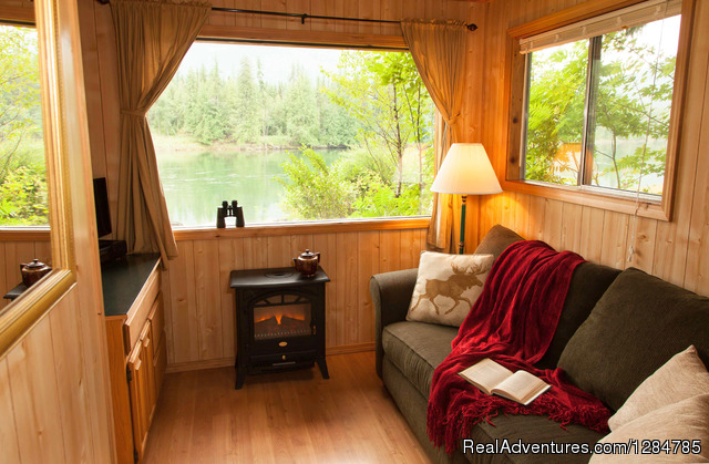 Cozy Rental Cabin Near Sandpoint, ID