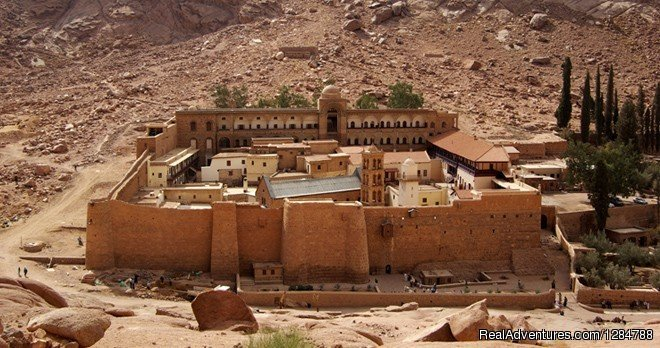 saint Catherine monastery | Image #7/11 | Go discovery tours&travel At Egypt tours