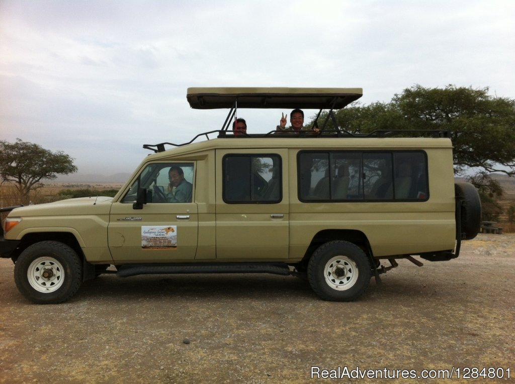 Image #3/3 | Tailor Made Safaris to Tanzania