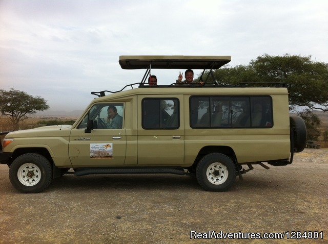 - Tailor Made Safaris to Tanzania