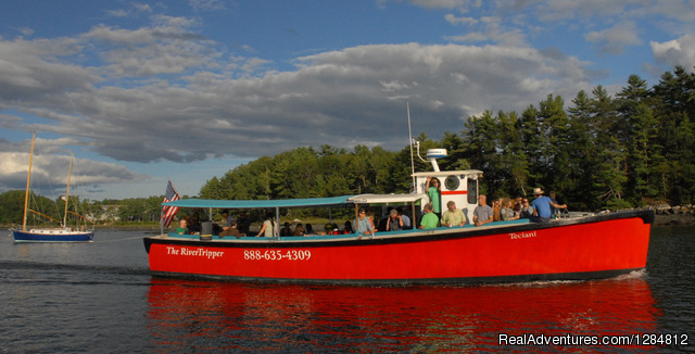 Damariscotta River Cruises Damariscotta, Maine Cruises