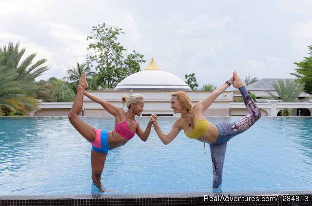 Hot Yoga Teacher Training in Thailand 200HR