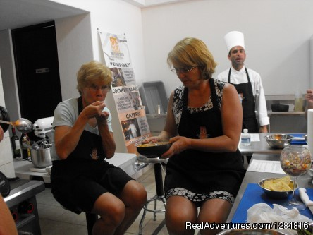 Tasting in our cooking class in Cabo | Image #9/22 | Cooking classes in Cabo