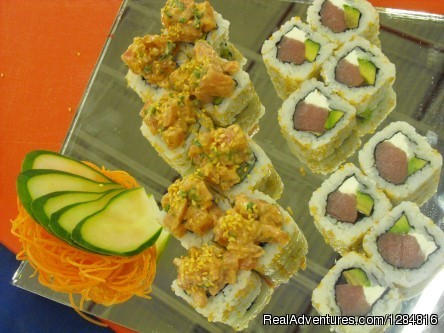Sushi cooking class | Image #18/22 | Cooking classes in Cabo