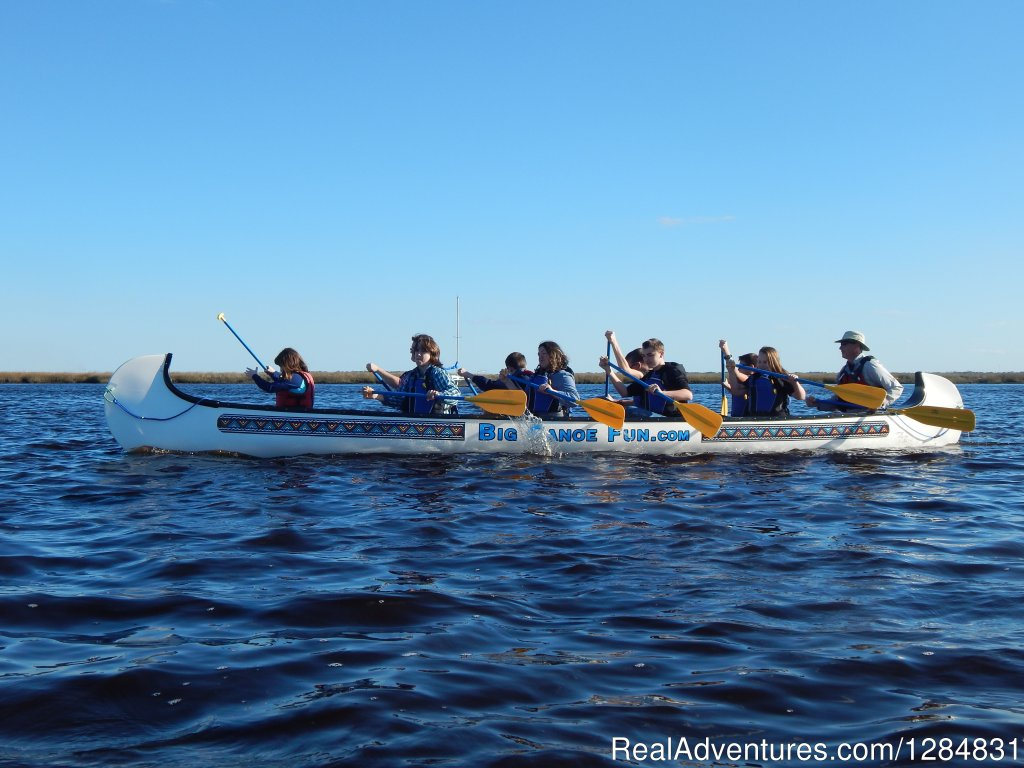 Group Adventures | Image #3/7 | Guided War Canoe Adventures for Groups