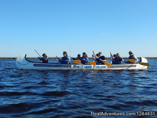 Group Adventures - Guided War Canoe Adventures for Groups