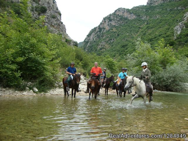 Albanian Cultural Horse Riding Trails