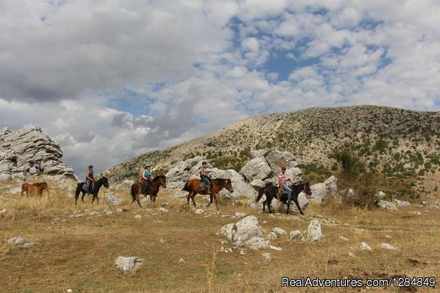 Zagoria Pathways Trail - Albanian Cultural Horse Riding Trails