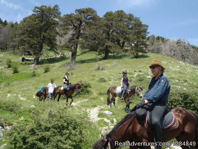 Pick of Wide Mountain - Albanian Cultural Horse Riding Trails