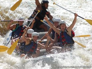 Penobscot Adventures Whitewater Rafting Millinocket, Maine Rafting Trips