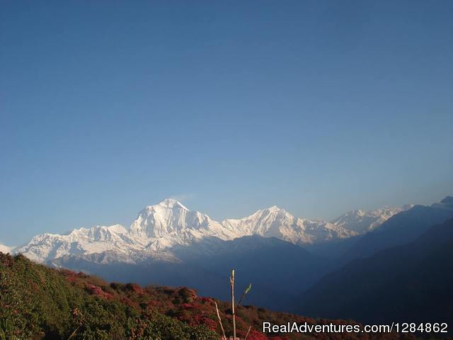 Annapurna Sanctuary 14 Day Trek
