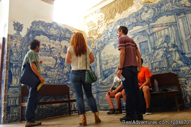 Guided tour in Lisbon impacTrip - Lisbon: Full-Day Volunteer Tourism Experience