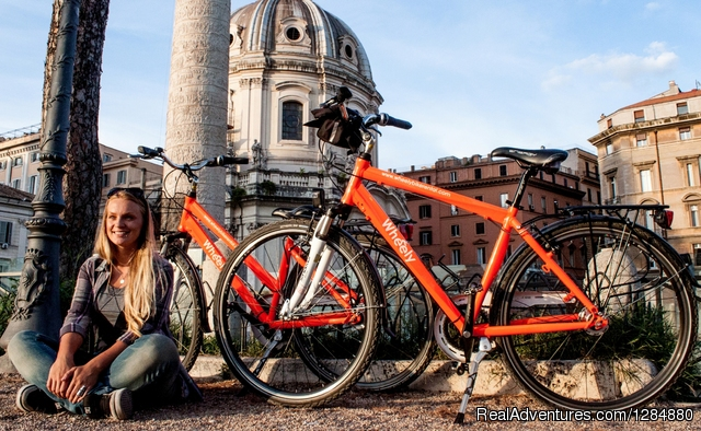 Rome Bike Tour: Discover Rome 3-Hour Bike Tour