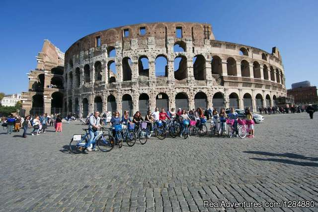 Rome Bike Tour: Discover Rome 3-Hour Bike Tour - Rome Bike Tour: Discover Rome 3-Hour Bike Tour