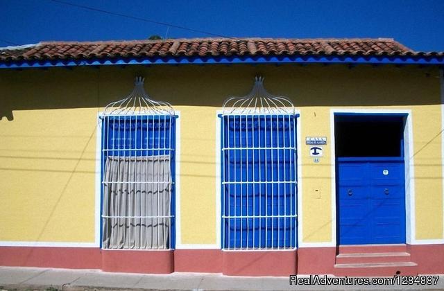 Hostal Casa Brisas de Alameda