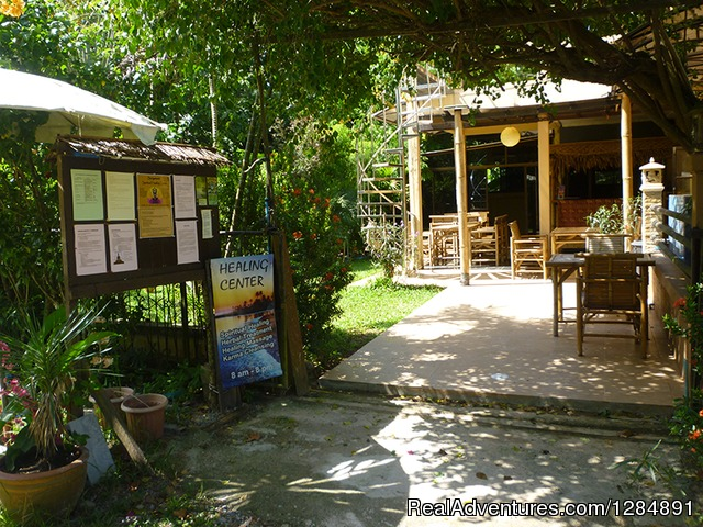 Suryamuni Healing Center & Siesta Cafe