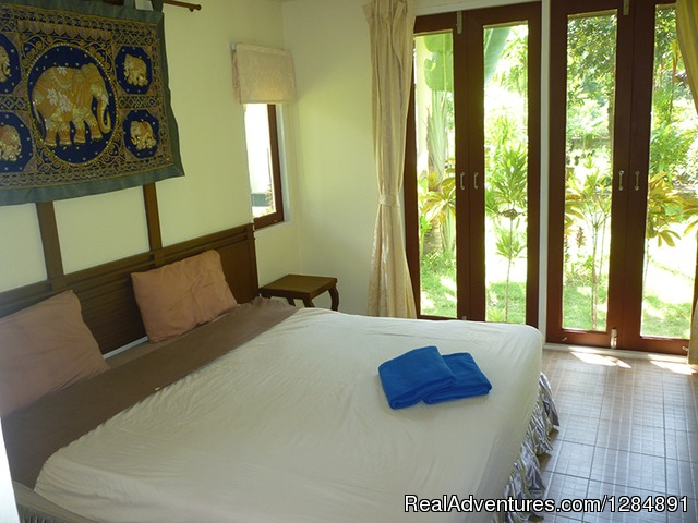 Your Accomodation - Garden Bungalow