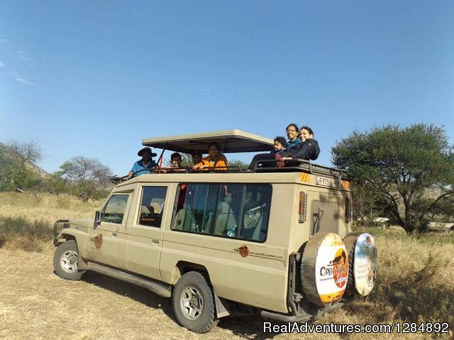 - Open Africa Safaris